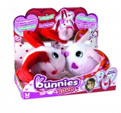 Tm Toys Bunnies Love 2pack 096714
