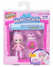 Formatex Shopkins Happy Places Laleczka Candy Sweets 56491 56433