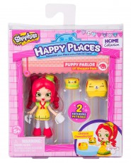 Formatex Shopkins Happy Places Laleczka Chelsea Cheesburger 56491 56434