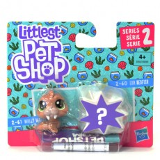 Hasbro Littlest Pet Shop Mini 2-pak Wally Walro + Eda Redfish B9389 E0947