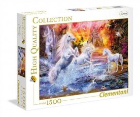 1500 elementów High Quality Wild Unicorns 31805