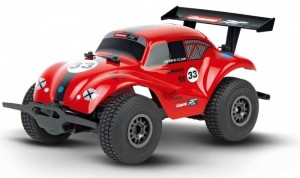 Carrera RC Off Road VW Beetle, red 1:18 184005