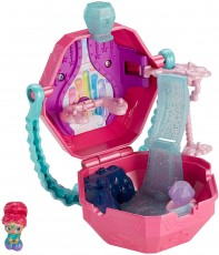 Fisher Price Shimmer & Shine Zestaw Walizeczka Shimmer FHN35 FHN38