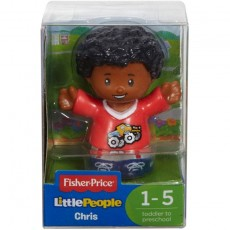 Fisher Price Little People Figurka Chris DVP63 FGG10