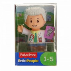 Fisher Price Little People Figurka Doktor DVP63 FGM59