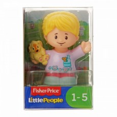 Fisher Price Little People Figurka Weterynarz DVP63 FGM60
