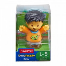 Fisher Price Little People Figurka Koby DVP63 FGM57
