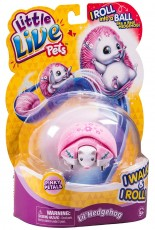 Moose Little Live Pets Jeżyk Pinky 28404