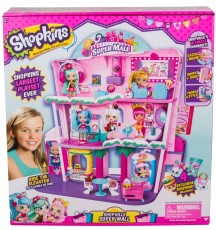 Moose Shopkins Centrum Handlowe Shopville Super Mall 56631