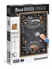 1000 elementów Black Board Coffee 39466