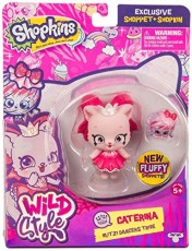 Formatex Shopkins Wild Style S9 Shoppets Caterina 56696 56958