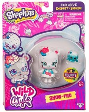 Formatex Shopkins Wild Style S9 Shoppets Snow-Fro 56696 56968