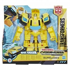 Hasbro Transformers Action Attackers Ultra Bumblebee E1886 E1907