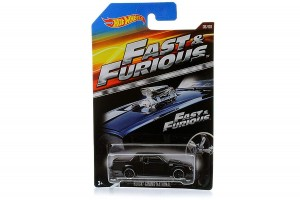 Mattel Hot Wheels Szybcy i Wściekli Buick Grand National  CKJ49 CJL36