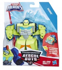 Hasbro Transformers Playskool Heroes Rescue Bots Salvage  A7024 E0150