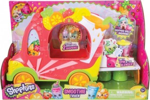 Moose Shopkins Smoothie Truck Autobus 50000