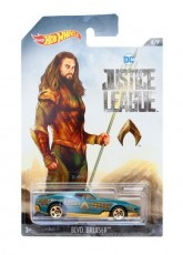 Mattel Hot Wheels Justice League Blvd. Bruiser DWD02 DWD04