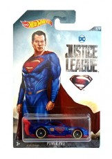 Mattel Hot Wheels Justice League Power Pro DWD02 DWD07