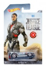 Mattel Hot Wheels Justice League Quick n'Sik DWD02 DWD06