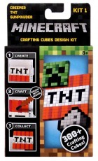 Mattel Minecraft Zestaw do Tworzenia Creeper + TNT + Gunpowder DFV39 DFV38