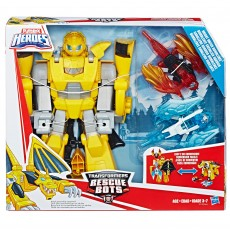 Hasbro Transformers Rescue Bots Rycerz Bumblebee C1122