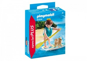 Playmobil Figurka Stand Up Paddling 9354