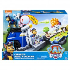 Spin Master Psi Patrol Patrolowiec Chase 6046797 20107844