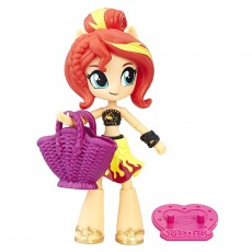 Hasbro Equestria Girls Minis Na Plaży Sunset Shimmer C0839 E0680