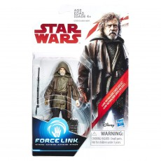 Hasbro Star Wars E8 Figurka Force Link 9 cm Luke Skywalker Jedi Exile C1503 C3525