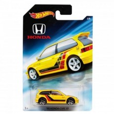 Mattel Hot Wheels Autko Honda '90 Civic EF FKD22 FKD24
