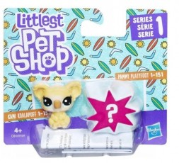 Hasbro Littlest Pet Shop Mini 2 Pack Kami Koalapuff+Pammy Platyfootr B9389 C3010