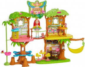 Mattel Enchantimals Tropikalna Kawiarenka GFN59