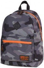 Cool Pack Plecak Cross Camo Orange Neon A381