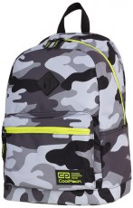 Cool Pack Plecak Cross Camo Yellow Neon A366