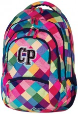 CoolPack Plecak College Patchwork 476
