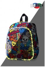 CoolPack Plecak Bobby LED Cartoon