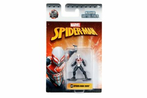 Marvel Spiderman Metalowa Figurka 5 cm Spider-Man 2099 98978