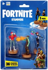 Fortnite Figurki Stampers 3-pak Ghoul Trooper, Beach Bomber & Nog Ops