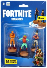 Fortnite Figurki Stampers 3-pak Merry Marauder, Tomato Head & Crackshot