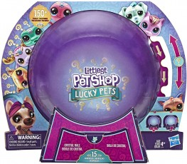 Hasbro Littlest Pet Shop Lucky Pets Megapack E7412
