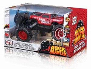 Maisto RC Rock Crawler 81152