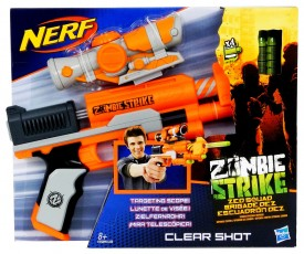 Hasbro Nerf Zombie Clear Shot A9548