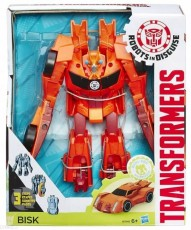 Hasbro Transformers Robots in Disguiswe Hyper Change Bisk B0067 B7045
