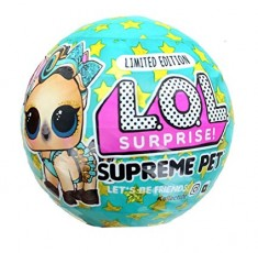 MGA L.O.L. Surprise Pets Supreme Limited Edition 421184