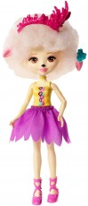 Mattel Enchantimals Baletnica Lorna Lamb FVJ76 FVJ79