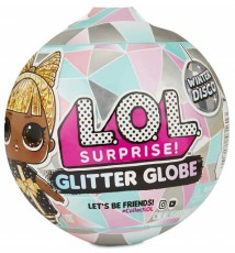 MGA L.O.L. Surprise Winter Disco Glitter Globe
