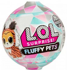 MGA L.O.L. Surprise Winter Disco Fluffy Pets 559719