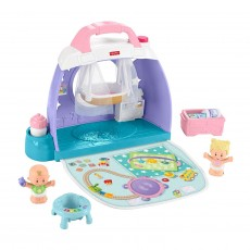 Fisher Price Little People Pokoik dziecięcy GKP70