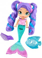 Fisher Price Shimmer&Shine Syrenka Nila DTK61 DTK72