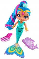 Fisher Price Shimmer&Shine Syrenka Shine DTK61 DTK68